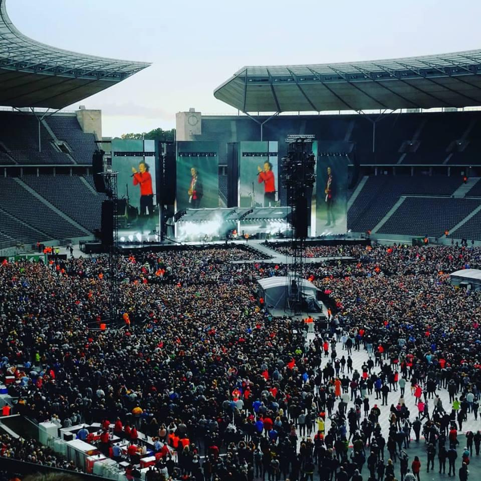 Review: the Rolling Stones NoFilter Tour | Berlin - Die Weltraumschnecke